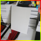 Impresión a todo color de la tarjeta de la espuma del PVC para hacer publicidad en China