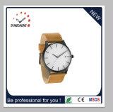 عمل صنع وفقا لطلب الزّبون علامة تجاريّة [ستينلسّ ستيل] [مفمت] أسلوب ساعة مع [جنوين لثر سترب]