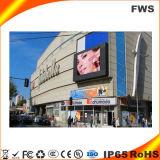 Shopping Mall à l'extérieur de la publicité pleine couleur écran à affichage LED (CCC EC)