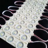 130lm модули высокой яркости 3LEDs 1.44W SMD5730 СИД с объективом для светов напольного знака/пем металла/Lightbox