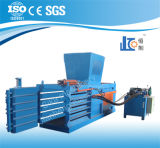 Presse à emballer Hbe100-110110 hydraulique horizontale semi-automatique