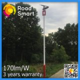 indicatori luminosi solari intelligenti della sosta della strada di 170lm/W LED con movimento Senosr