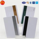 Cartão esperto magnético do tamanho NFC RFID de ISO14443A 1K Cr80