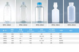 frasco plástico do HDPE 160ml para o empacotamento líquido
