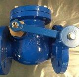 GOST Russland-LÄRM Pn16 warf duktiles Eisen-Gummisitzabsperrschieber für Wasser-Industrie
