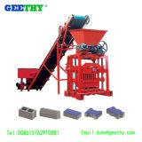 機械Qtj4-35に具体的な舗装のブロックをする泡のコンクリートブロック