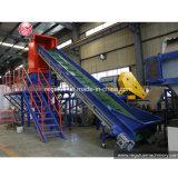 Maalmachine voor Blauw HDPE Vat