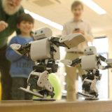Des Stamm-DIY Multifunktionsroboter Spielzeug-pädagogischer des Drucken-3D
