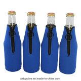 Toepassing voor Koeler van de Fles van het Neopreen van de Steek van de Zigzag van het Levensonderhoud de Koele/Warme