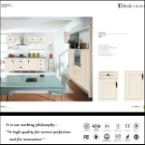 Porta de gabinete da cozinha do PVC para o gabinete de cozinha (FY012)