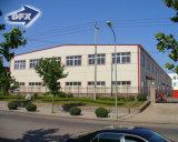 Gruppo di lavoro progettato della pianta della costruzione della struttura d'acciaio del Direttore Prefabricated Light di alta qualità
