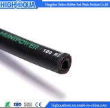 Fil d'acier caoutchouc tressée flexible hydraulique SAE100 R2AU NIVEAU DE / FR853 2SN