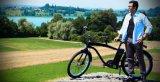 Vélo électrique de moteur de pivot du croiseur 300W de plage d'hommes