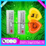 Etiqueta adesiva personalizada personalizada personalizados de alta qualidade de autocolante