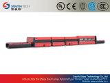 Horno de cristal de temple plano doble de las cámaras de calefacción de Southtech (TPG-2)