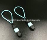Cordon de connexion de réalimentation de la fibre optique 40gbps MPO Qsfp Qsfp28