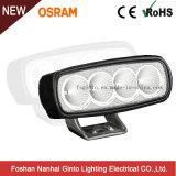 2017 Últimas Premium de 4 pulgadas de Osram Offroad LED 20W luz de trabajo (GT1012-20W)