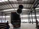 Tubo de drenaje Tubo de polietileno de alta densidad