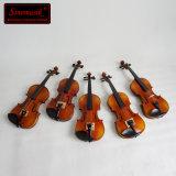 단단한 나무 Handmade 고대 완료 악기 바이올린