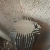 Perfis de alumínio para o indicador e a parede 93 da porta e de cortina