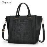 Простой дизайн элегантных женщин в дамской сумочке Большой регулируемый наплечный сумки