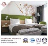 Meubles économiques d'hôtel avec des meubles de chambre à coucher de chêne réglés (YB-807)