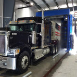 Apparatuur van de Was van de Vrachtwagen van de Bus van Risense de Automatische Op zwaar werk berekende met de Certificatie van de Kwaliteit