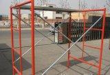 콘크리트 널판 및 벽돌 공사를 위한 금속 사다리 비계