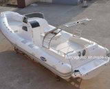 Liya 8.3m steife aufblasbare Rippen-Boots-Yacht Boots-Europa-Hypalon