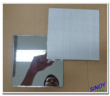 Support en vinyle miroir au mur pour salle de gym ou une salle de danse
