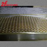 Précision personnalisé de pièces en aluminium CNC 5 axes en alliage de fraisage CNC le sablage des pièces en métal Fabricant OEM d'usinage de prototype rapide
