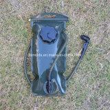 2017 la venta caliente TPU al aire libre se divierte el bolso de agua de consumición del bolso de la vejiga del sistema de la hidración de la clase militar portable plegable