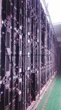 Afficheur LED P3 de location extérieur léger ultra coulé sous pression dans la température froide -50degree