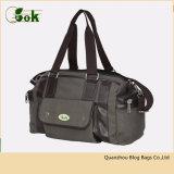 Entwerfer-kundenspezifische kleine Segeltuch-Arbeitsweg-Düffel-Gepäck-Beutel für Männer