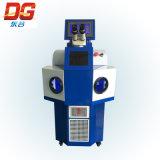 보석 반점 Laser 용접 기계건축하 에서 100W