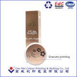 Tarjeta Gold Card personalizado Huecograbado de papel Cajas de envases cosméticos