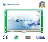 TFT LCD 4.3 '' 480*272 avec le contact résistif Screen+RS232