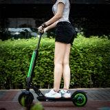"""Produto novo de Koowheel 2017 que dobra o """"trotinette"""" elétrico"""