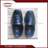 Zapatos usados cuero bajo