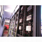 Energie - het LEIDENE van de besparing Scherm OpenluchtP8, het Gemakkelijke LEIDENE van de Installatie P8 Grote Scherm