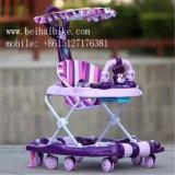 Caminante barato al por mayor del bebé del empujador del modelo nuevo del precio