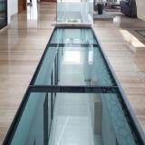 Цена стеклянный пол в прихожей, ясно Sgp слоистого стекла с Sentryglas сертификат