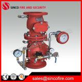 Задерживающий клапан сигнала тревоги Preaction для системы опылительного орошения воды