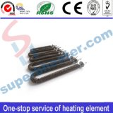 コイルのステンレス鋼のFinnedヒーターの発熱体