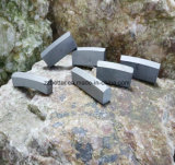 Dígito binario de taladro del cincel del carburo de tungsteno para las formaciones de roca Drilling