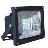 10W-200W exterior IP65 proyector LED de alta potencia la energía solar