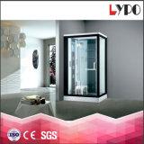 Ducha de la esquina, sitio de vapor, templo de la ducha, cabina de la ducha, Foshan K-7011