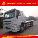 Sinotruk HOWO 8X4 50 tonnellate del camion di camion a base piatta del carico