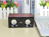 Heiße Verkaufs-Qualität verdrahteter Stereolautsprecher-hölzerner Lautsprecher