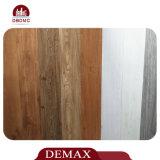 De nieuwe Bevloering van de Plank Embosse van het Ontwerp Diepe Geweven Vinyl
